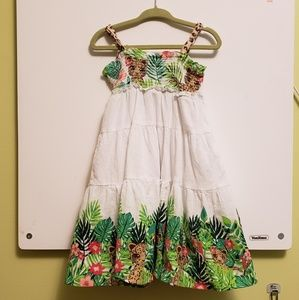 Holiday Editions Toddler Girls Lined Sun Dress 2T